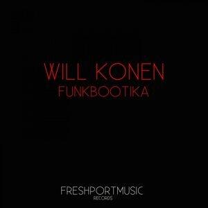 Will Konen 歌手頭像