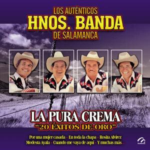 Los Autenticos Hermanos Banda De Salamanca 歌手頭像
