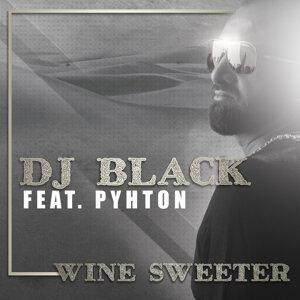 DJ Black 歌手頭像