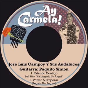 Jose Luis Campoy Y Sus Andaluces, Guitarra: Paquito Simon 歌手頭像
