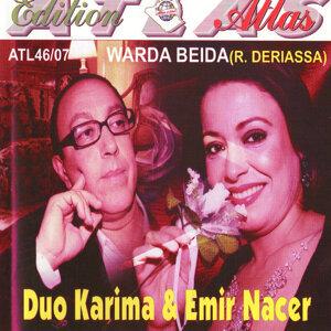 Karima et Emir Nacer 歌手頭像