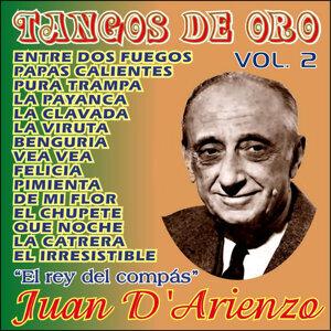 Orquesta Juan D'Arienzo