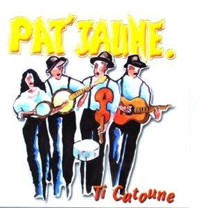 Pat'jaune アーティスト写真