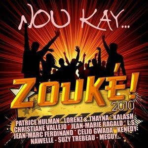 Nou Kay Zouké 2010 歌手頭像