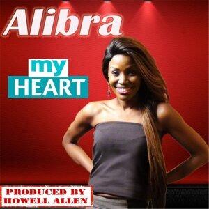 Alibra 歌手頭像