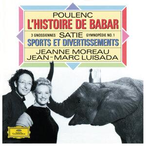 Jeanne Moreau,Jean-Marc Luisada 歌手頭像