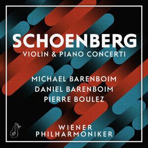 Daniel Barenboim,Michael Barenboim,Wiener Philharmoniker,Pierre Boulez 歌手頭像