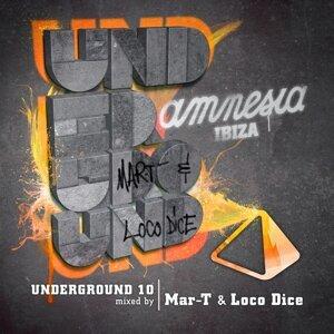 Amnesia Ibiza - Underground 10 歌手頭像