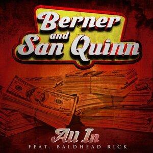 Berner, San Quinn 歌手頭像