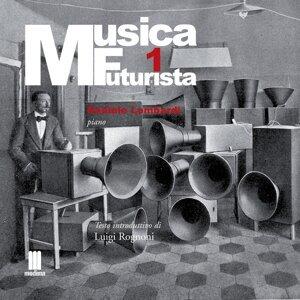 Musica Futurista, Vol. 1 歌手頭像