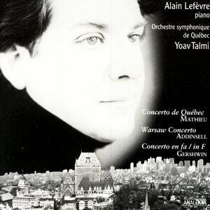 Alain Lefèvre / l'Orchestre Symphonique De Québec 歌手頭像