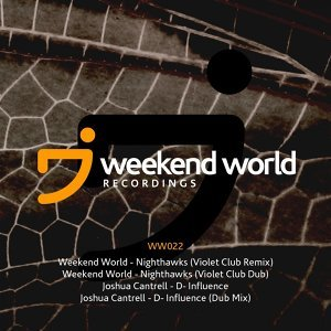 Weekend World, Joshua Cantrell 歌手頭像