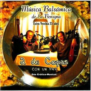 Dos de Copas 歌手頭像