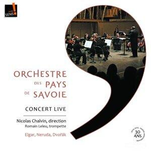 Romain Leleu, Nicolas Chalvin, Orchestre des Pays de Savoie 歌手頭像