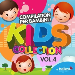 Compilation per bambini, Kids Collection, Vol. 4 歌手頭像