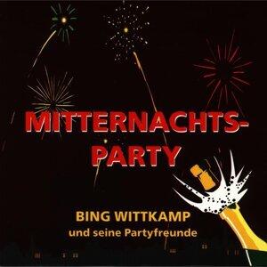 Bing Wittkamp und seine Partyfreunde