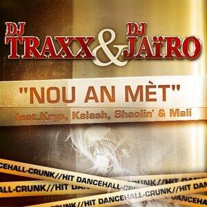 Dj Traxx, Dj Jaïro 歌手頭像