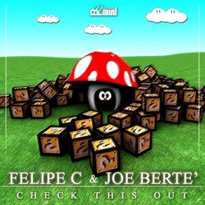 Felipe C, Joe Berté 歌手頭像