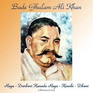 Bade Ghulam Ali Khan 歌手頭像