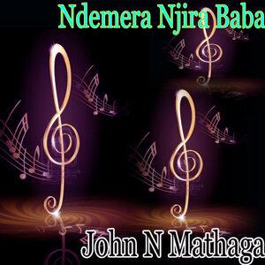 John N Mathaga 歌手頭像
