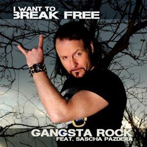 Gangsta Rock feat. Sascha Pazdera アーティスト写真