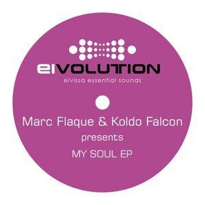 Marc Flaque, Koldo Falcon 歌手頭像