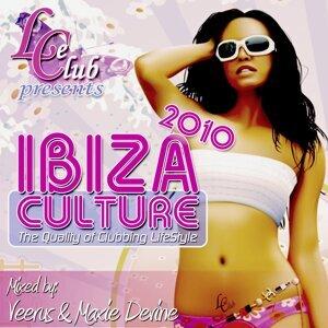 Le club Ibiza culture 2010 歌手頭像
