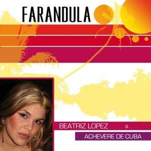 Beatriz Lopez, Achevere de Cua 歌手頭像