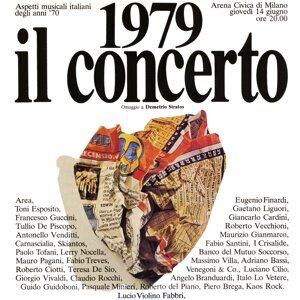 1979 Il concerto. Omaggio a Demetrio Stratos 歌手頭像