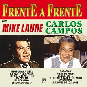 Carlos Campos, Mike Laure 歌手頭像
