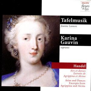Karina Gauvin, Jeanne Lamon, Tafelmusik Orchestra 歌手頭像