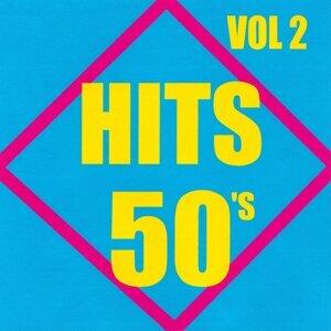 Hits 50 vol 2 歌手頭像
