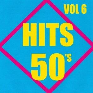 Hits 50 vol 6 歌手頭像
