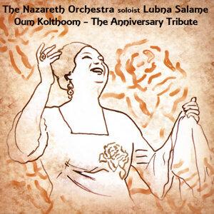 Nazareth Orchestra with Lubna Salame 歌手頭像