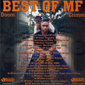 MF DOOM / MF GRIMM 歌手頭像