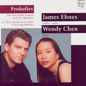 James Ehnes, Wendy Chen 歌手頭像