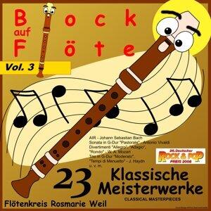 Flötenkreis Rosmarie Weil 歌手頭像