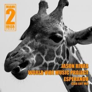 Jason Rivas, World Vibe Music Project 歌手頭像