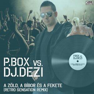 P.Box, DJ.Dezi 歌手頭像