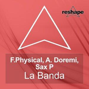F. Physical, A. Doremi, Sax P 歌手頭像
