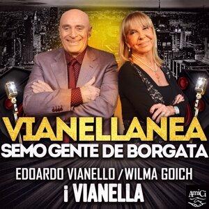 iVianella, Edoardo Vianello, Wilma Goich 歌手頭像