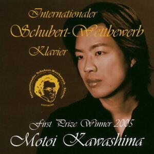 Motoi Kawashima 歌手頭像