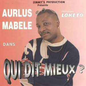 Aurlus Mabélé 歌手頭像