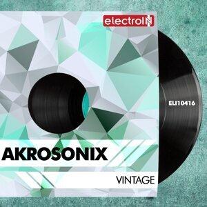 AkroSonix 歌手頭像