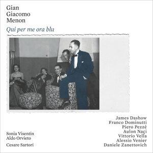 Aldo Orvieto, Sonia Visentin & Cesare Sartori 歌手頭像