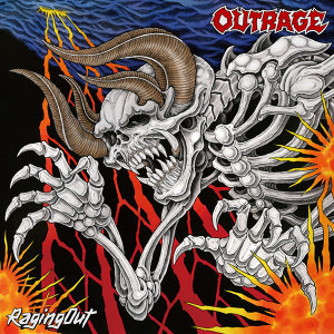 Outrage アーティスト写真