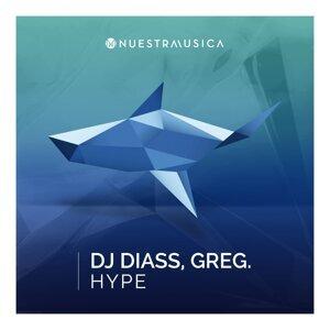 DJ Diass, GREG. 歌手頭像