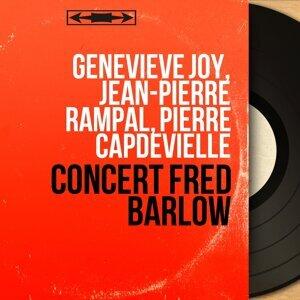 Geneviève Joy, Jean-Pierre Rampal, Pierre Capdevielle 歌手頭像