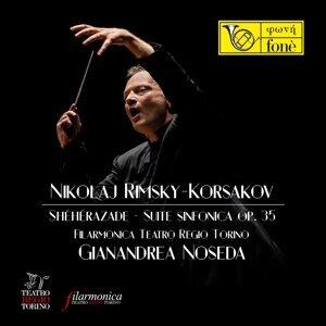 Gianandrea Noseda, Filarmonica Teatro Regio Torino 歌手頭像