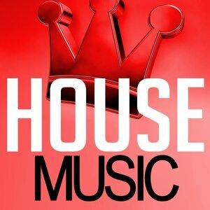 House Music 2010 歌手頭像
